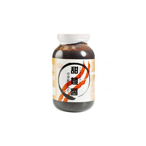 (代引不可) (同梱不可)友盛 甜麺醤(業務用)1kg×12本 210250