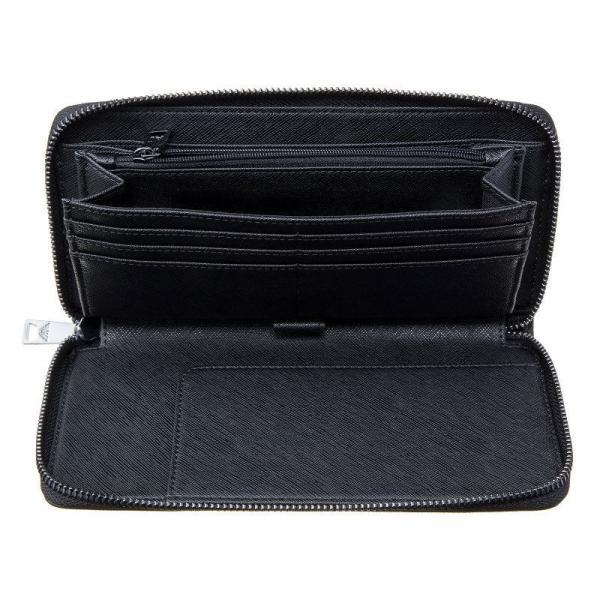 アルマーニジーンズ 財布 長財布 メンズ ブラック ARMANI JEANS 938542 CD991 00020 offprice 03