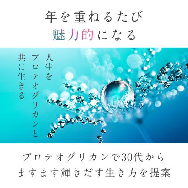 プロテオグリカン サプリ ヒアルロン酸 や コラーゲン と共に 潤い を支えます エイジングケア 美容 サプリメント 約1ヶ月分_ZRB|oga|08
