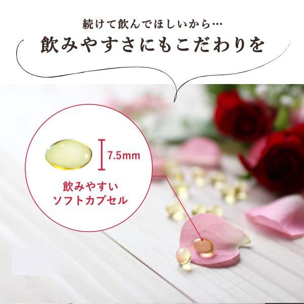 ローズ サプリ 飲める香水 フレグランス サプリメント エチケット アロマ サプリ 約1ヶ月分 送料無料|oga|11