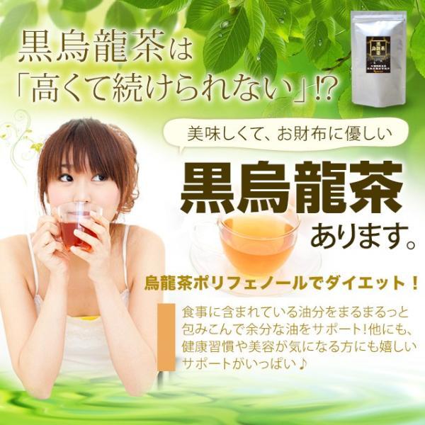 黒烏龍茶 茶葉 黒ウーロン茶 中国茶 ダイエットティー 高品質だけど安い 100g _ZRB oga 02
