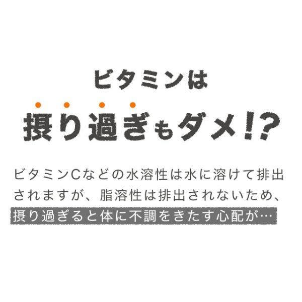 ビタミン サプリメント サプリ マルチビタミン ビタミンD ビタミンM ビタミンE ビタミンC 13種類 約3ヶ月分 送料無料|oga|04