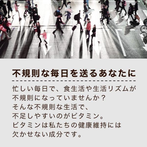 ビタミン サプリメント サプリ マルチビタミン 約3ヶ月分 ビタミンD ビタミンM ビタミンE ビタミンC 栄養機能食品 送料無料_ZRB|oga|07