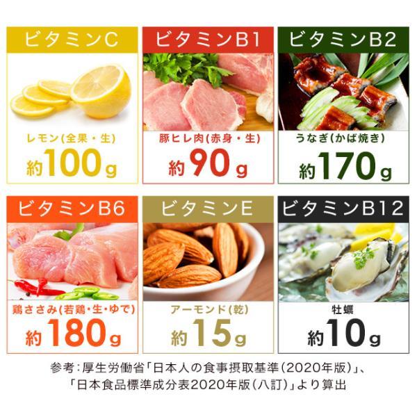 ビタミン サプリメント サプリ マルチビタミン ビタミンD ビタミンM ビタミンE ビタミンC 13種類 約3ヶ月分 送料無料|oga|10