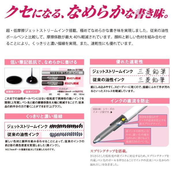 リラックマ 3色ボールペン ジェットストリーム ペン Uni 多機能ペン|ogawahan|03