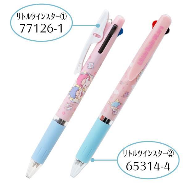ジェットストリーム サンリオ  3色 ボールペン ペン 文房具 三菱鉛筆 Uni 多機能ペン|ogawahan|05