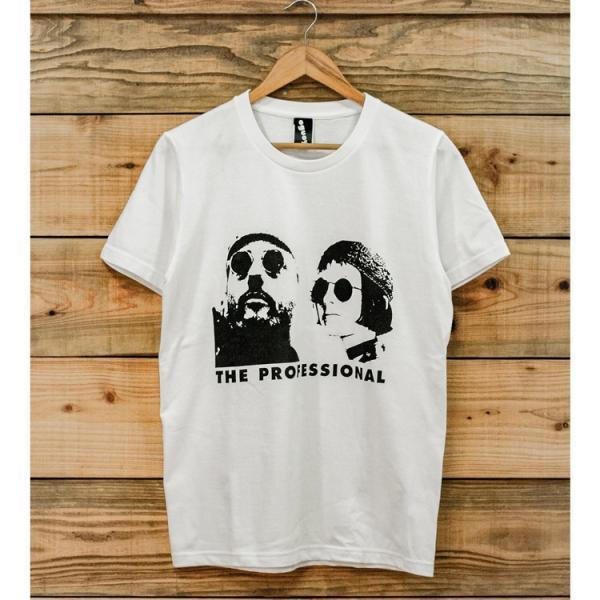 LEON「レオン」「THE PROFESSIONAL」「LEON & MATHILDA」映画 Tシャツ|oguoy|02