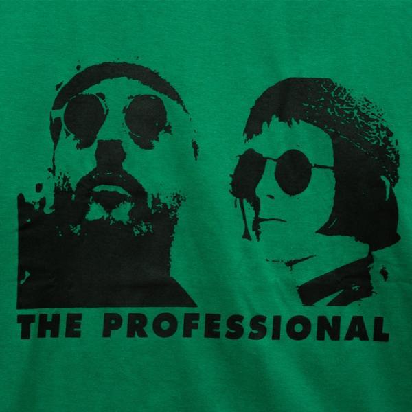 LEON「レオン」「THE PROFESSIONAL」「LEON & MATHILDA」映画 Tシャツ|oguoy|06
