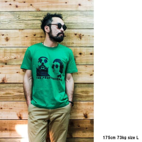 LEON「レオン」「THE PROFESSIONAL」「LEON & MATHILDA」映画 Tシャツ|oguoy|10