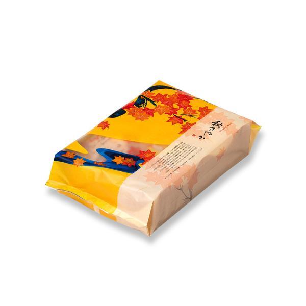 メイプル♪柿♪秋おかき『秋さやか 詰め合わせ袋』(18袋)(係数10)