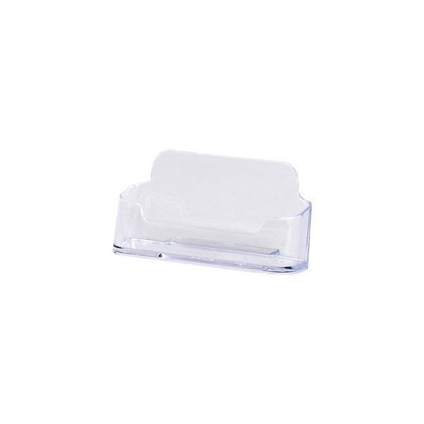(まとめ) カタログスタンド カードスタンド CSD-2781-00 1台入 〔×10セット〕