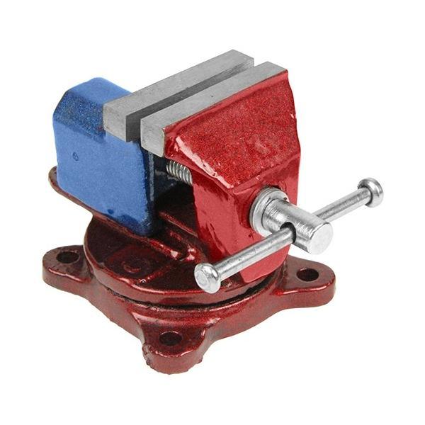 クランプ工具固定万力バイス小型バイスプラモデル模型時計精密作業(口幅:38mm口の深さ:約25mm口の開き:25mm)