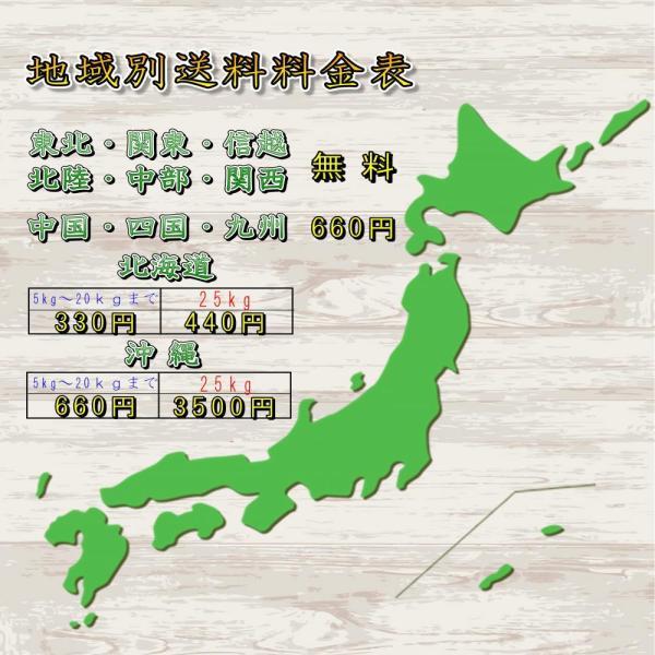 米 お米 小分け 白米 25kg もち米 精米 送料無料 一部地域を除く もち米5kgx5本入り|ohga-syouten|03