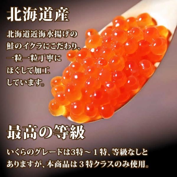 北海道産 醤油いくら 500g|ohgle|02