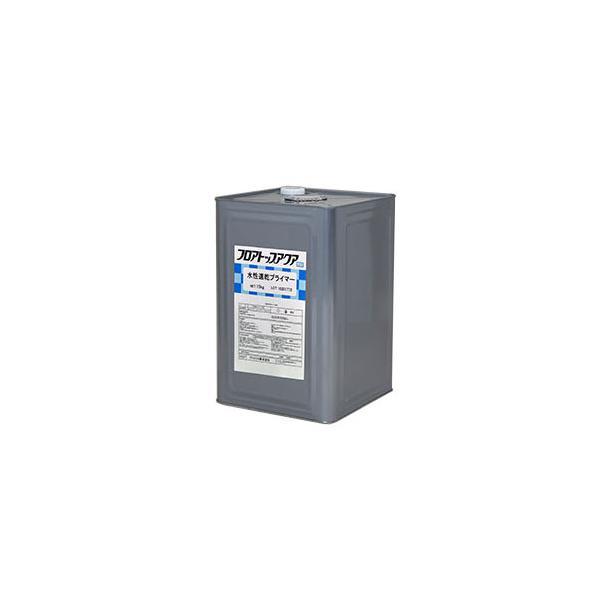 水性速乾プライマー 透明 15kg(約85平米/1回塗り) アトミクス/コンクリート床/シーラー/プライマー/速乾/水性/防塵/保護