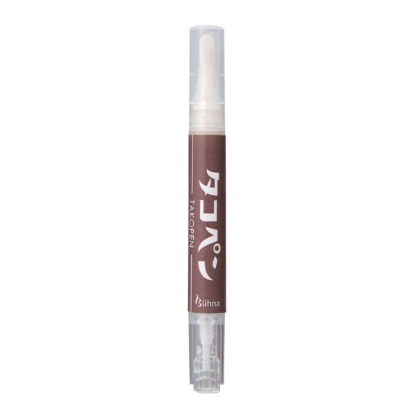ピーリング 底まめ 足 集中ケア 保湿 簡単 尿素 美容液 ペンタイプ 角質 ビューナ タコペン 同梱・代引不可