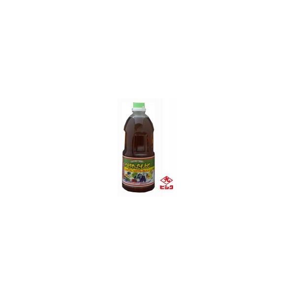 浅漬けの素 鹿児島 つけもの ボトル 短時間 調味料 手軽 九州 しょうゆ 野菜 ヒシク藤安醸造 つけやったもんせ 1L×8本 同梱・代引不可