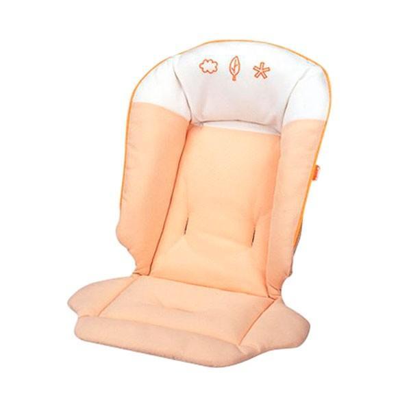 シート 子供 ラック あかちゃん ベビー かわいい 新生児 ベビーチェア Combi(コンビ) 洗い替えクッション プルメア用 ペールオレンジ(PO) 同梱・代引不可