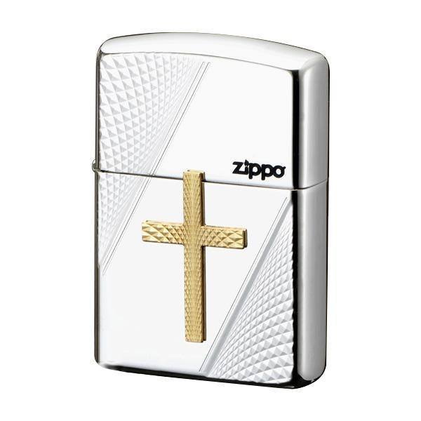 ZIPPO クロスメタル PC (♯162)  70287 同梱・代引不可