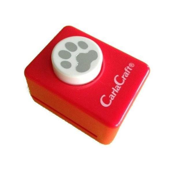 Carla Craft(カーラクラフト) クラフトパンチ(小) アシアトA/足跡 CP-1N 4100769 同梱・代引不可