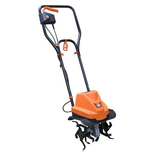 家庭用電動耕運機 耕す造 500W AKT-500WR 同梱・代引不可