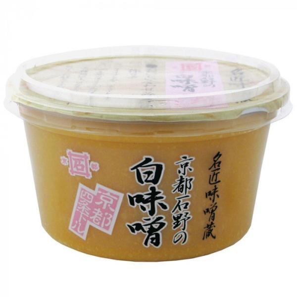 京都石野の白味噌 300g 6個セット 同梱・代引不可