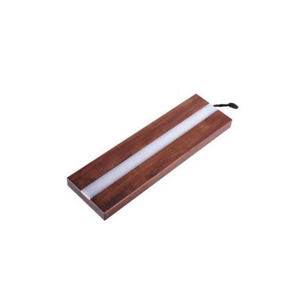 遊夢木や ハーバリウムスタンド RGBLED30 30cm ウォールナット 同梱・代引不可
