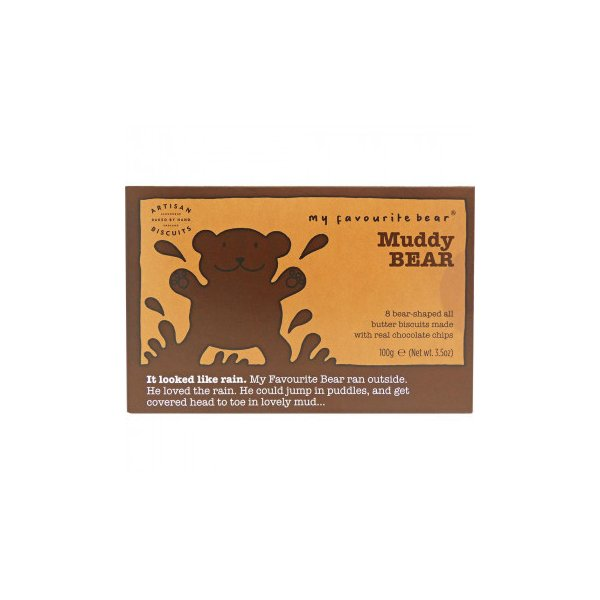 アーティザン ベアー型ビスケット チョコレート ベアー 100g 12セット 同梱・代引不可