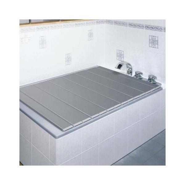 抗菌 風呂フタ 風呂ふた 浴槽 ふろふた 折りたたみタイプ 風呂蓋 バス用品 AG折りたたみフタ 80×129cm 同梱・代引不可