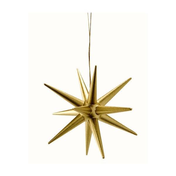 ドレクセル社 クリスマスの星・ゴールド(大)|ohisamaya