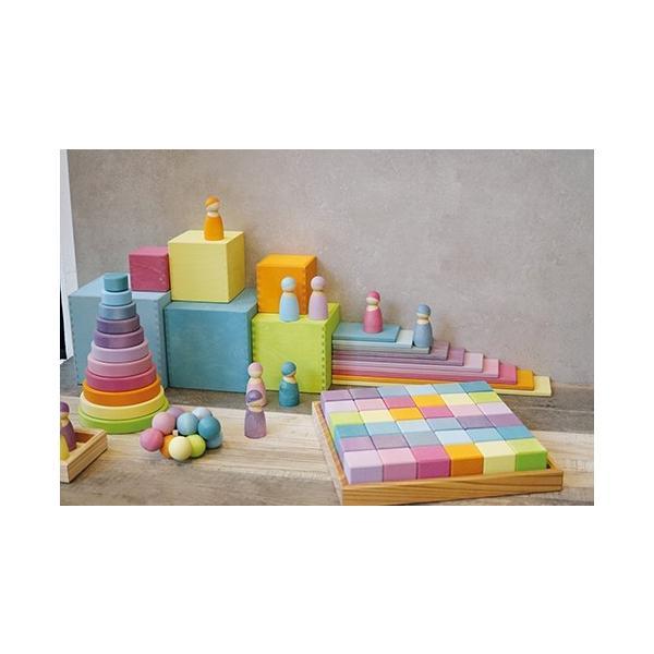 【取り寄せ品】グリムス 10667 ビルディングボード・パステル(Building Boards,pastel)|ohisamaya|03