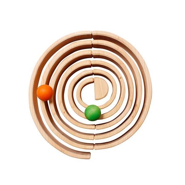 グリムス 10239 6色の木製ボール|ohisamaya|03