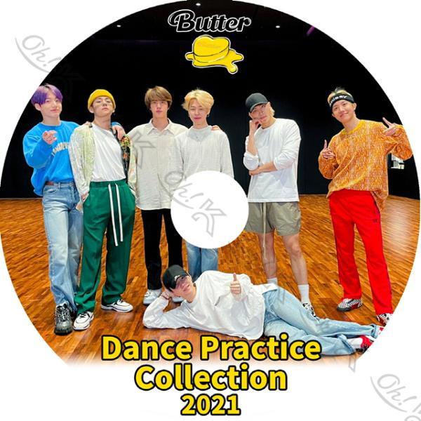 |K-POP DVD BTS 2021 Dance Practice Collection - Bu…