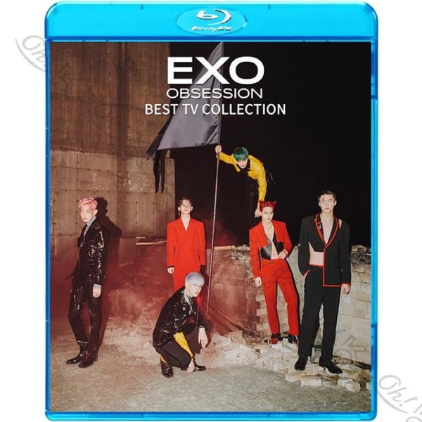 【Blu-ray】 EXO 2020 BEST TV COLLECTION Obsession Love Shot TEMPO Power Ko Ko Bop 【K-POP ブルーレイ】 エクソ EXO-K EXO-M 【EXO ブルーレイ】