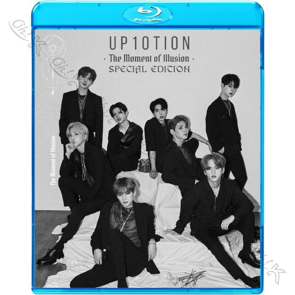 【Blu-ray】 UP10TION 2019 SPECIAL EDITION - Your Gravity Blue Rose CANDYLAND Going Crazy - アップテンション 【UP10TION ブルーレイ】|ohk