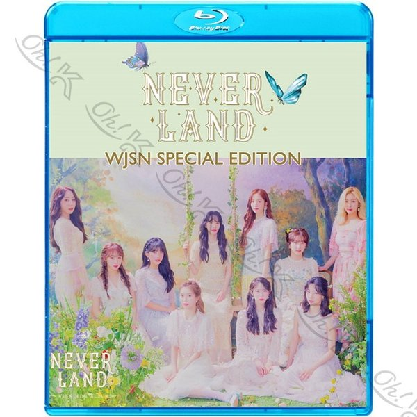 【Blu-ray】宇宙少女 2020 SPECIAL EDITION - BUTTERFLY As you Wish Boogie Up La La Love Save me, Save you - WJSN 宇宙少女【WJSN ブルーレイ】