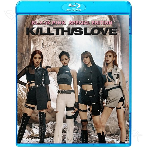 【Blu-ray】 BLACK PINK 2019 SPECIAL EDITION - Kill This Love DDU-DU DDU-DU AS IF IT'S YOUR LAST - BLACK PINK ブラックピンク  【BLACK PINK ブルーレイ】