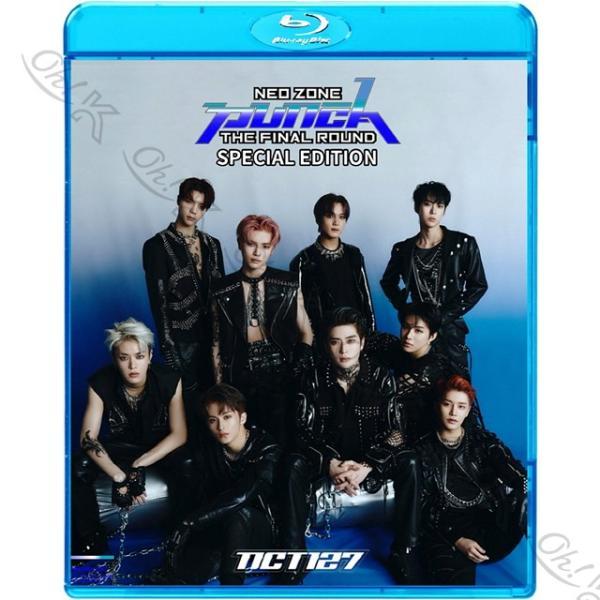 【Blu-ray】 NCT127 2020 2nd SPECIAL EDITION - Punch Kick It Superhuman Simon Says Regular TOUCH - NCT127 エヌシーティー 127 【NCT127 ブルーレイ】