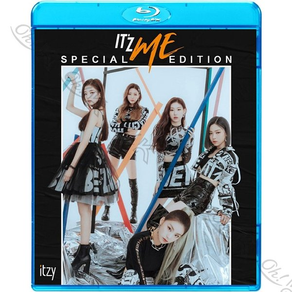【Blu-ray】 ITZY 2020 SPECIAL EDITION - WANNABE ICY DALLA DALLA -【K-POP ブルーレイ】 ITZY イッジ 【ITZY ブルーレイ】