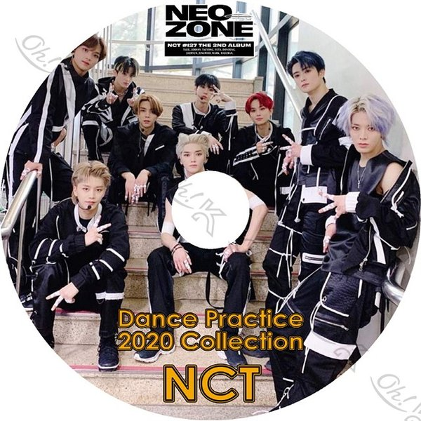 【K-POP DVD】 NCT 2020 DANCE PRACTICE - Kick It Superhuman Black on Black BOSS TOUCH GO - NCT エヌシーティー 音楽収録DVD 【NCT KPOP DVD】