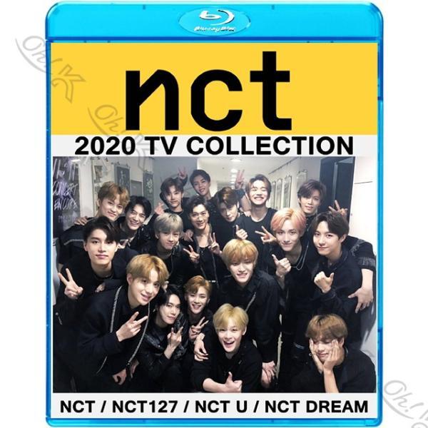 【Blu-ray】 NCT 2020 BEST TV COLLECTION - Kick It Superhuman Black on Black BOSS TOUCH GO - 【K-POP ブルーレイ】 NCT【NCT ブルーレイ】