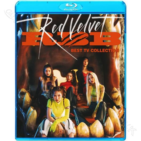 【Blu-ray】 Red Velvet TV COLLECTION  RBB Power Up Bad Boy Peek-A-Boo  Red Velvet レッドベルベット 【Red Velvet ブルーレイ】