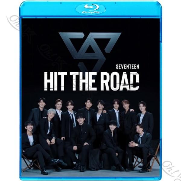 【Blu-ray】 SEVENTEEN HIT THE ROAD (EP01-EP13) + EPILOGUE 完 【日本語字幕あり】 SEVENTEEN セブンティーン セブチ 韓国番組 【SEVENTEEN ブルーレイ】
