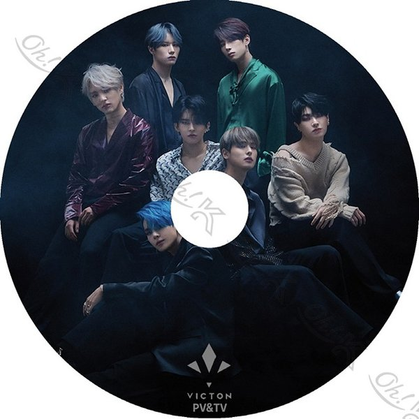 【K-POP DVD】 VICTON 2020 PV/TV Collection - Howling Nostalgic Night TIME OF SORROW Remember Me UNBELIEVABLE - VICTON ビクトン 【PV KPOP DVD】