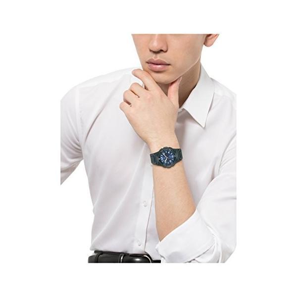 [シチズン キューアンドキュー]CITIZEN Q&Q 腕時計 Falcon (フォルコン) スポーツタイプ アナログ表示 10気圧防水 ブルー VP84J850 メンズ|ohmybox|02