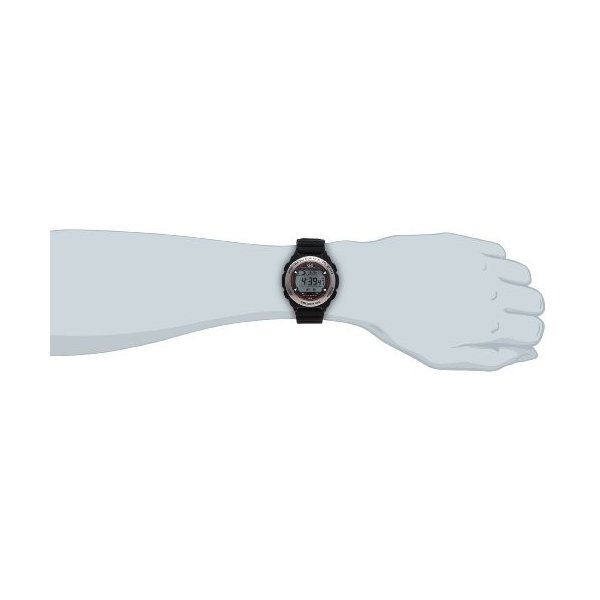 [シチズン キューアンドキュー]CITIZEN Q&Q 腕時計 SOLARMATE (ソーラーメイト) 電波ソーラー デジタル表示 クロノグラフ 10気圧防水 ブラック MHS7-300|ohmybox|03