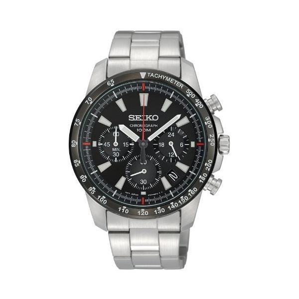 [セイコー]SEIKO 腕時計 クロノグラフ 逆輸入 海外モデル SSB031PC メンズ 【逆輸入品】|ohmybox