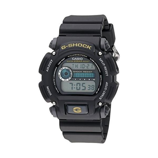 CASIO G-SHOCK カシオ Gショック ジーショック DW-9052-1B 腕時計 海外モデル ブラック×イエロー [時計] 逆輸入品|ohmybox