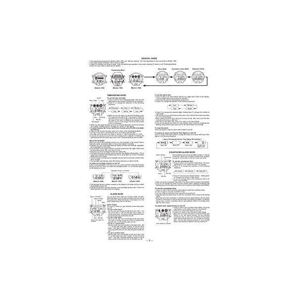 CASIO G-SHOCK カシオ Gショック ジーショック DW-9052-1B 腕時計 海外モデル ブラック×イエロー [時計] 逆輸入品|ohmybox|03
