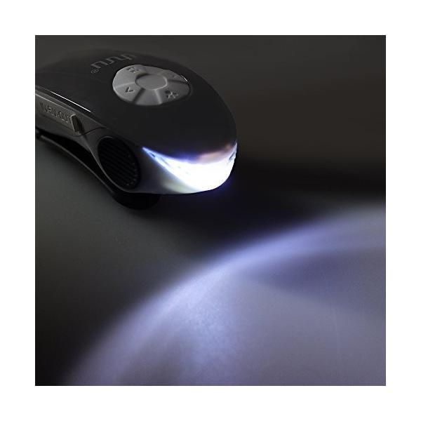 Uhuru 手回し充電 防災ラジオ ラジオライト 携帯充電器 手動充電可能 for iPhone Android 全スマホ キャンプ 災害 アウトドア用 懐中電灯 手回し 小型警報機|ohmybox|05
